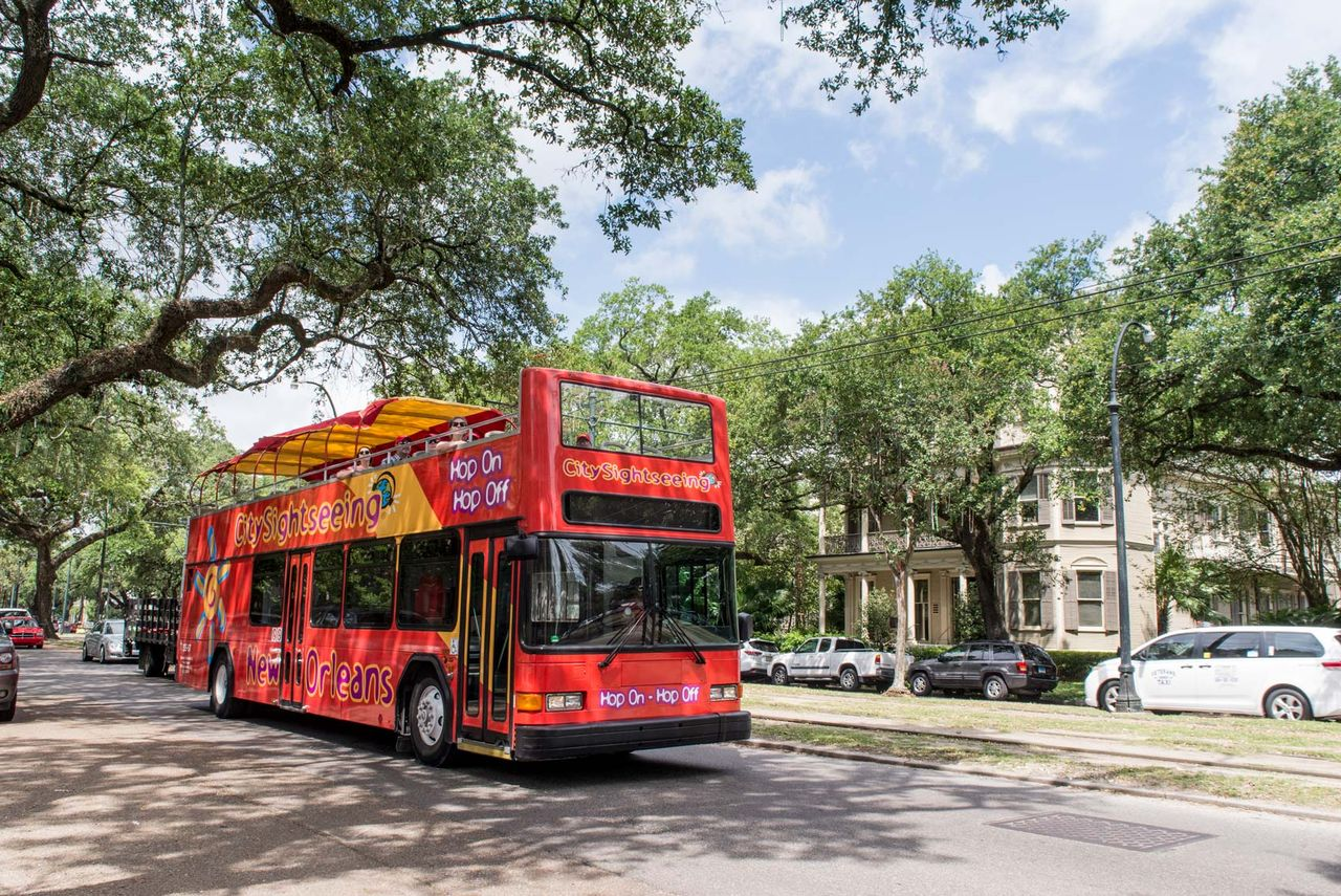 hop on hop off bus new orleans official city sightseeing tour 2018. Black Bedroom Furniture Sets. Home Design Ideas