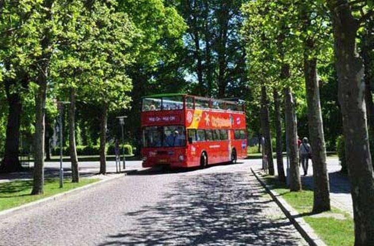 Hop-on/Hop-off-Bustour  Aarhus