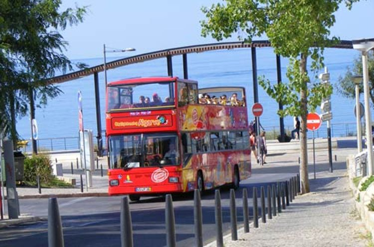 Hop-On Hop-Off Albufeira