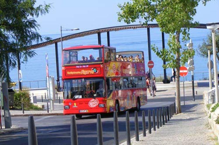Bus Turistico Albufeira
