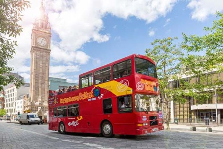 Bus Turístico Belfast