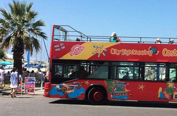 Bus Touristique Benalmádena