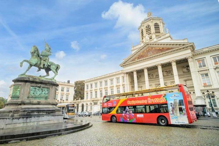 Hop-on/Hop-off-Bustour Brüssel