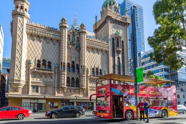 Hop-On Hop-Off Melbourne