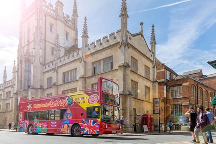 Bus Turistico Cambridge