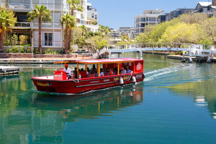 City Sightseeing Cape Town Canal Cruise