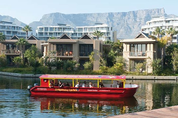City Sightseeing Cape Town Harbour Cruise