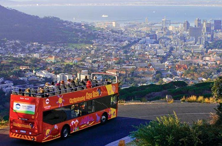 Bus Turístico Ciudad del Cabo