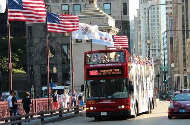 Bus Turistico Chicago