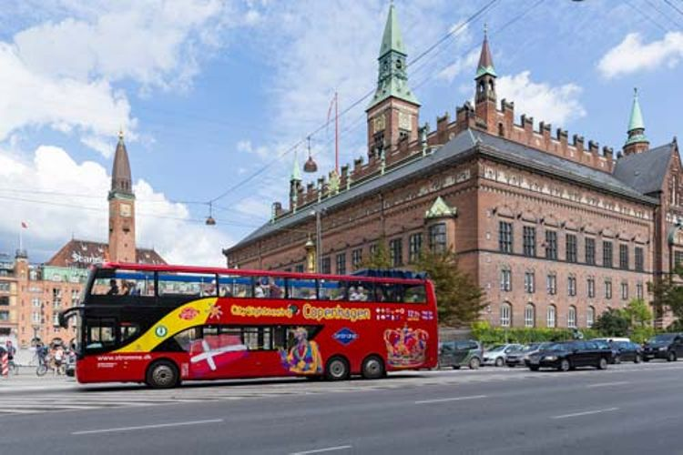 Hop-on / Hop-off-Bustour Kopenhagen