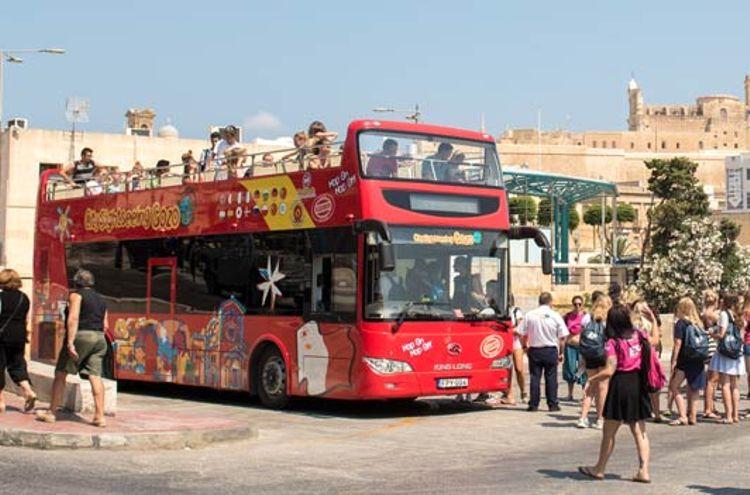 Hop-on/Hop-off Bustour Gozo
