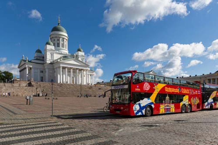 Hop-On Hop-Off Helsinki