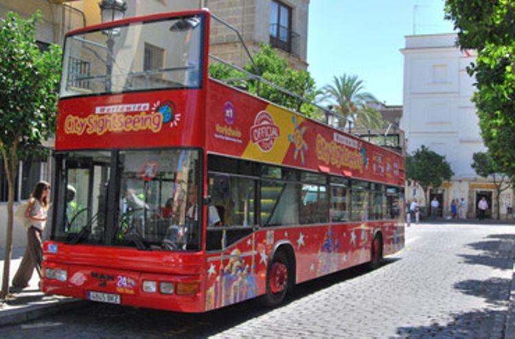 Bus Touristique Jerez