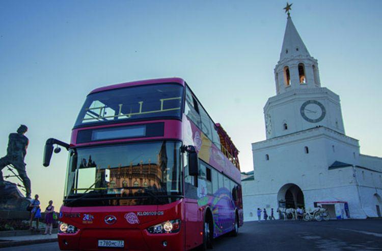 Bus Turístico Kazan