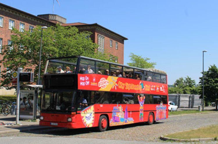 Bus Turístico Kiel