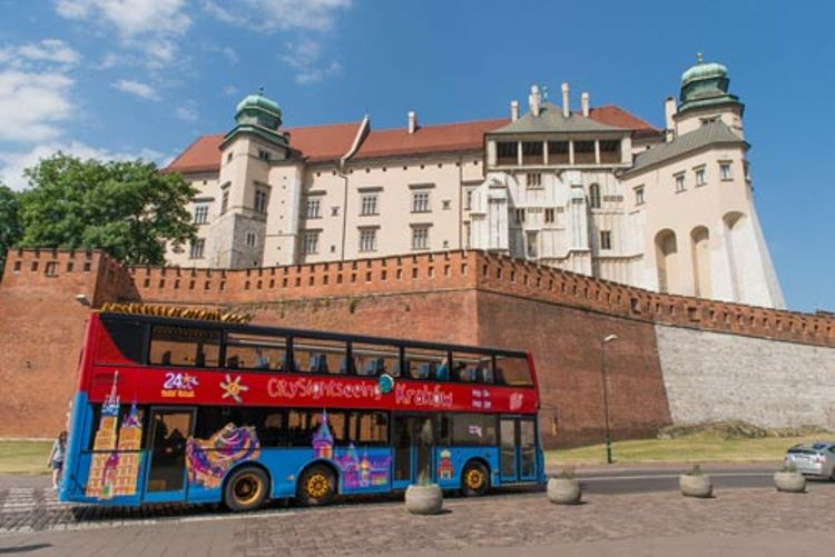 Bus Touristique Cracovie