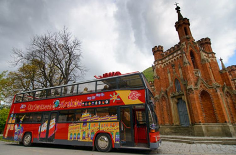 Bus Touristique Cracovie / Varsovie / Gdansk