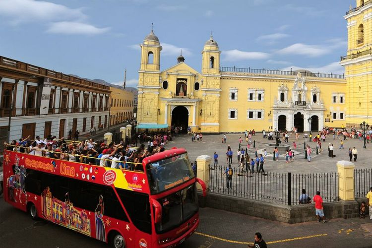lima panoramic city tour official city sightseeing tour 2018
