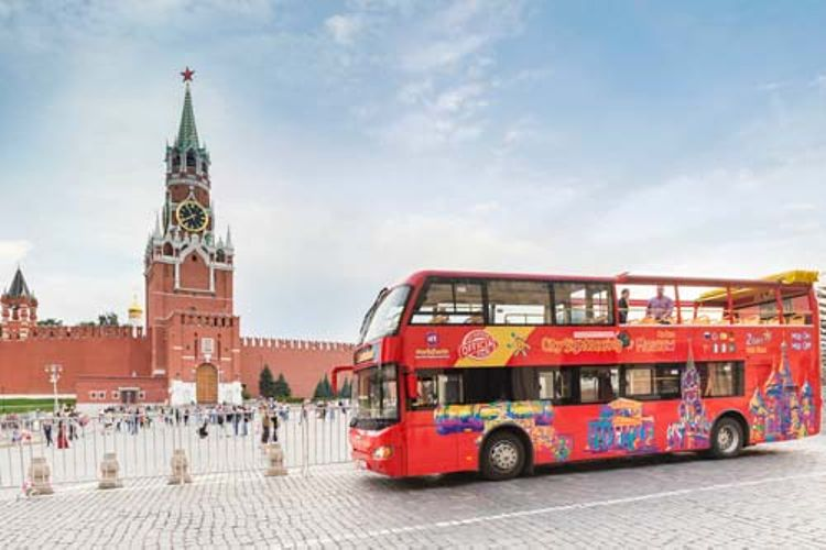 Hop-On Hop-Off Moscow