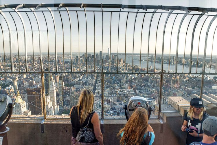 Empire State Building Ticket City Sightseeing C