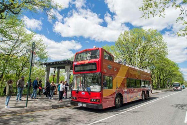 Bus Turistico - Super New York Tour