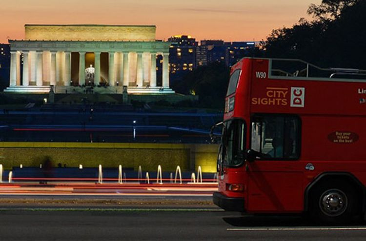 Washington DC Night Tour