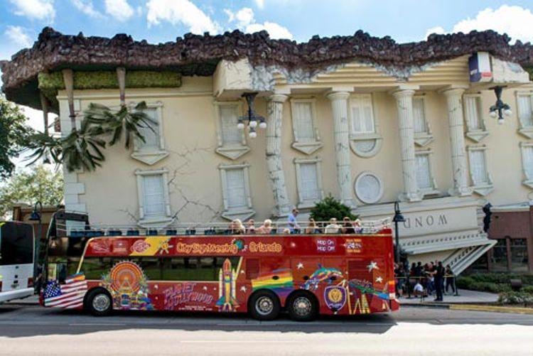 Bus Turístico Orlando
