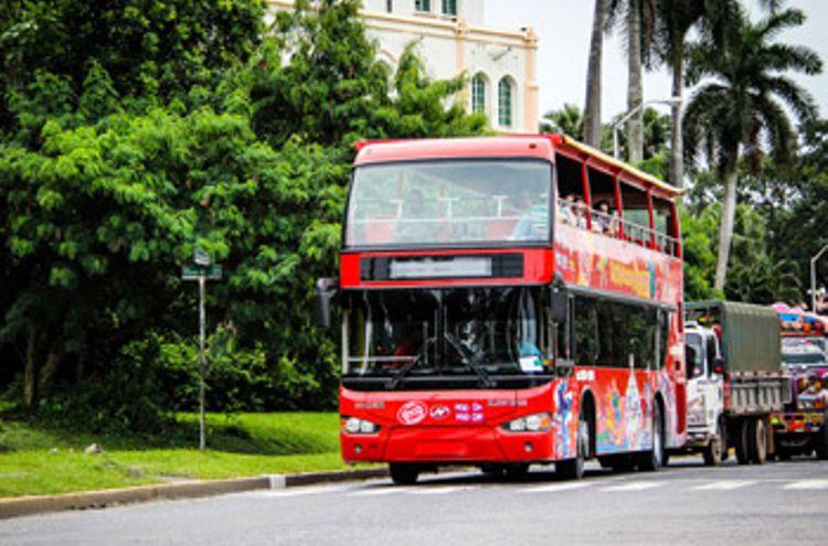 Bus Touristique Ville de Panama
