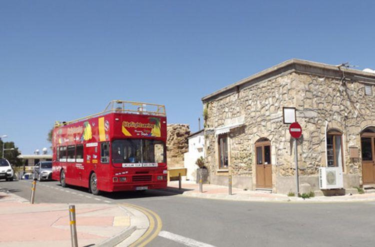 Bus Turistico Paphos
