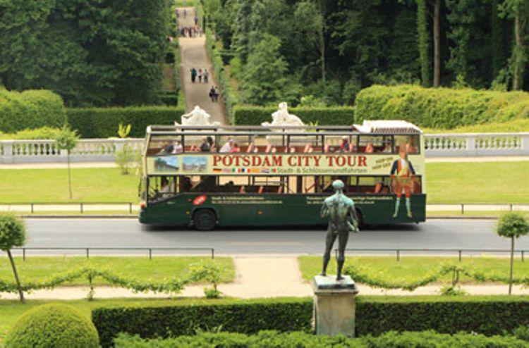 Hop-on/Hop-off-Bustour Potsdam