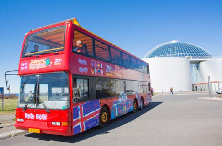 Bus Turístico Reikiavik