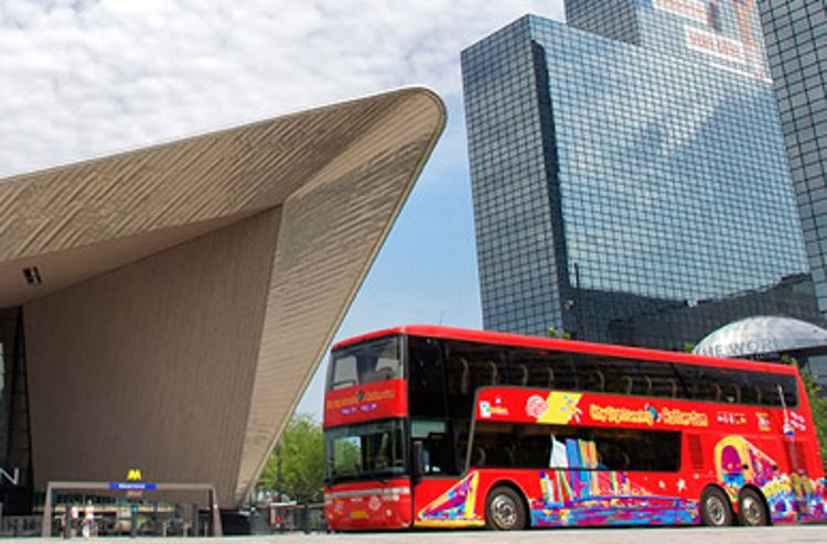Hop-On/Hop-Off-Bustour Rotterdam