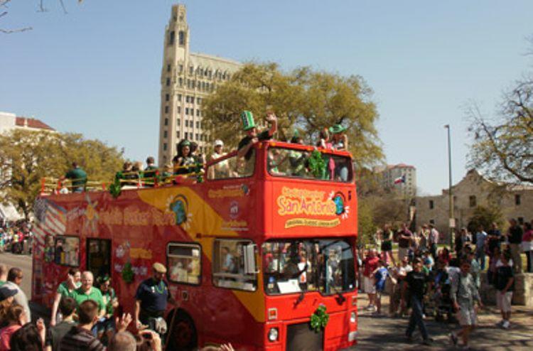 Bus Turistico San Antonio