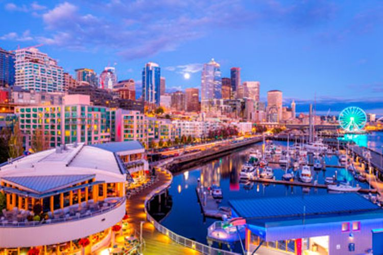 Seattle Hop-On/Hop-Off-Bustour und Touren | City Sightseeing©