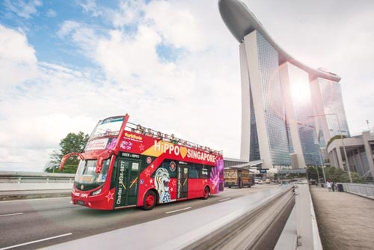 Hop-On Hop-Off Singapore