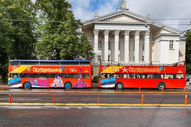 Hop-on/Hop-off Bustour Tallinn