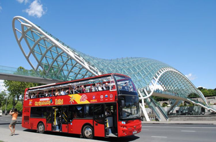 Bus Turistico Tbilisi
