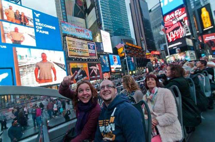 New York - Bus Touristique de Nuit