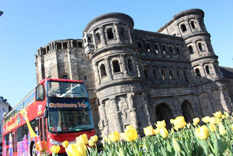 Hop-on/Hop-off-Bustour Trier