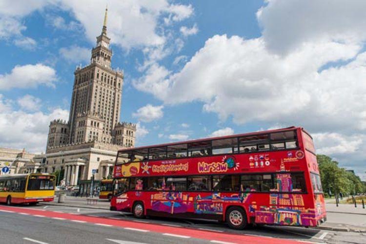 Bus Turistico Varsavia