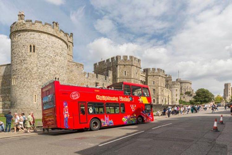 Bus Touristique Windsor