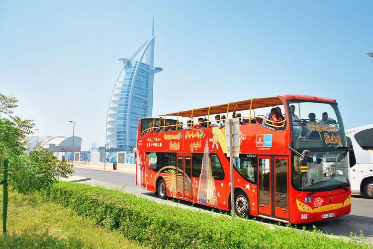 City sightseeing дубай как найти работу в арабских эмиратах