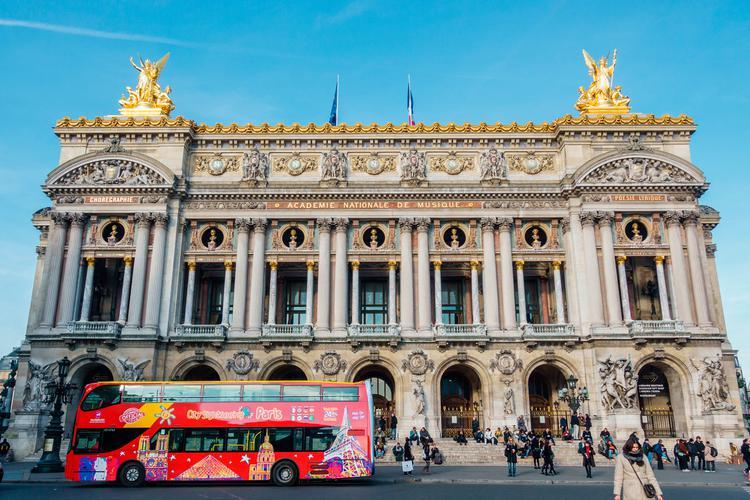 Hop-On Hop-Off Paris