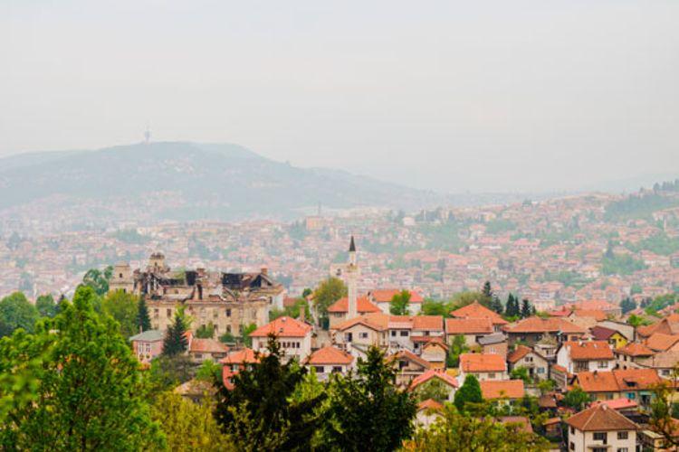 Hop-On Hop-Off Sarajevo